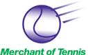 Merchant of Tennis Logo